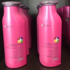 Pureology smooth shampoo and conditioner